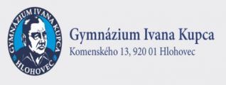Gymnázium Ivana Kupca, Komenského 13, Hlohovec