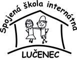 Spojená škola internátna, Karola Supa 48, 984 03 Lučenec