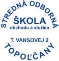 Stredná odborná škola obchodu a služieb, T. Vansovej 2, Topoľčany