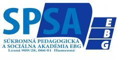 Súkromná stredná odborná škola pedagogická EBG, Lesná 909/28, Humenné