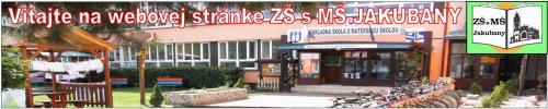 Základná škola s materskou školou, Jakubany